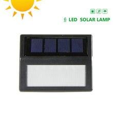 Водонепроницаемый уличный фонарь на солнечной батарее ip65 30