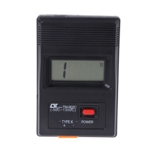 K Type Digital LCD Thermometer -50-1300 Degree with Thermocouple Probe Temperature Meter Sensor стоимость
