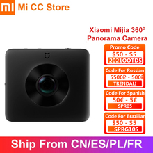Camera-Kit Panorama-Camera Video-Recording Sphere Action Xiaomi Mijia 1600mah-View 360