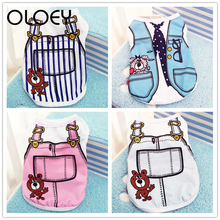 Pet Cat Costume Small Dog Clothes Cute Puppy Kitten T-shirt Summer Vest Shirt Apparel for Spring and Autumn Various Style