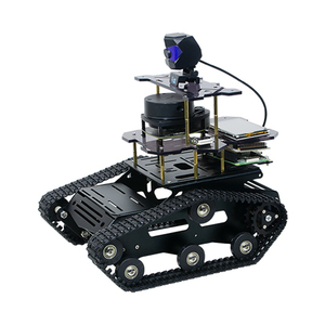 DIY Smart Robot Tank Chassis C