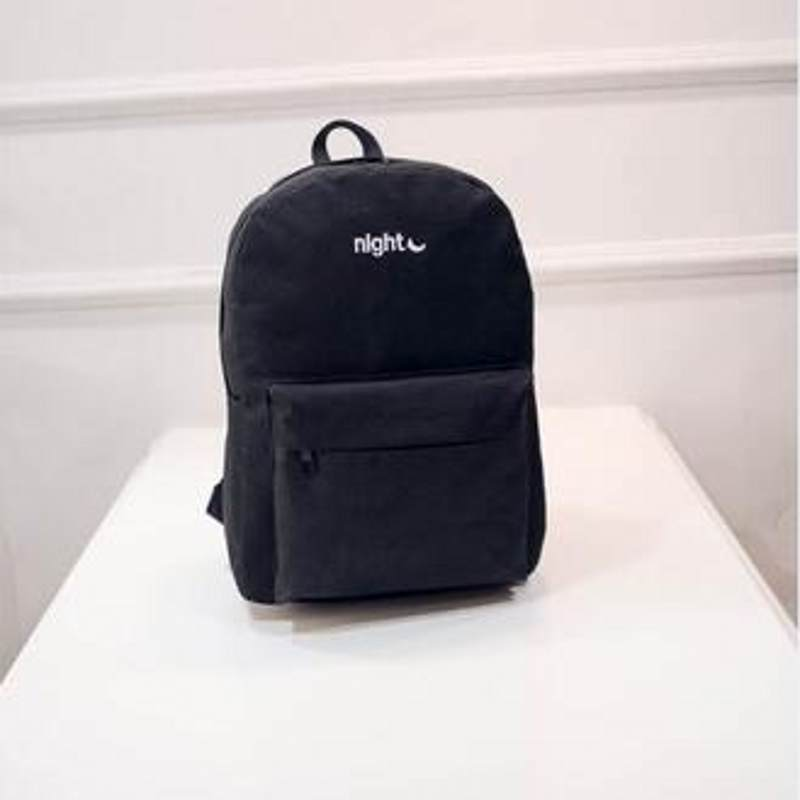 new GY01-09 Canvas Men Women <font><b>Backpack</b></font> <font><b>waterproof</b></font> <font><b>nylon</b></font> Korean casual <font><b>backpack</b></font> image