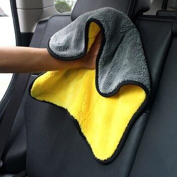 30cm * 30cm ręcznik do mycia samochodów naklejka na Romeo Bmw F10 akcesoria dla dzieci na pokładzie dla samochodu kia Rio 3 Golf 7 akcesoria Bmw F30