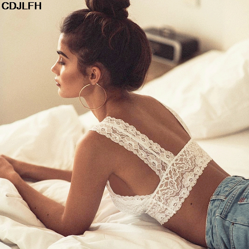 Sleeveless Womens Pajamas Sexy Basics Solid Sheer Transparent Lace Cami Tops Casual Femme Women Nightwear Sleepwear For Women