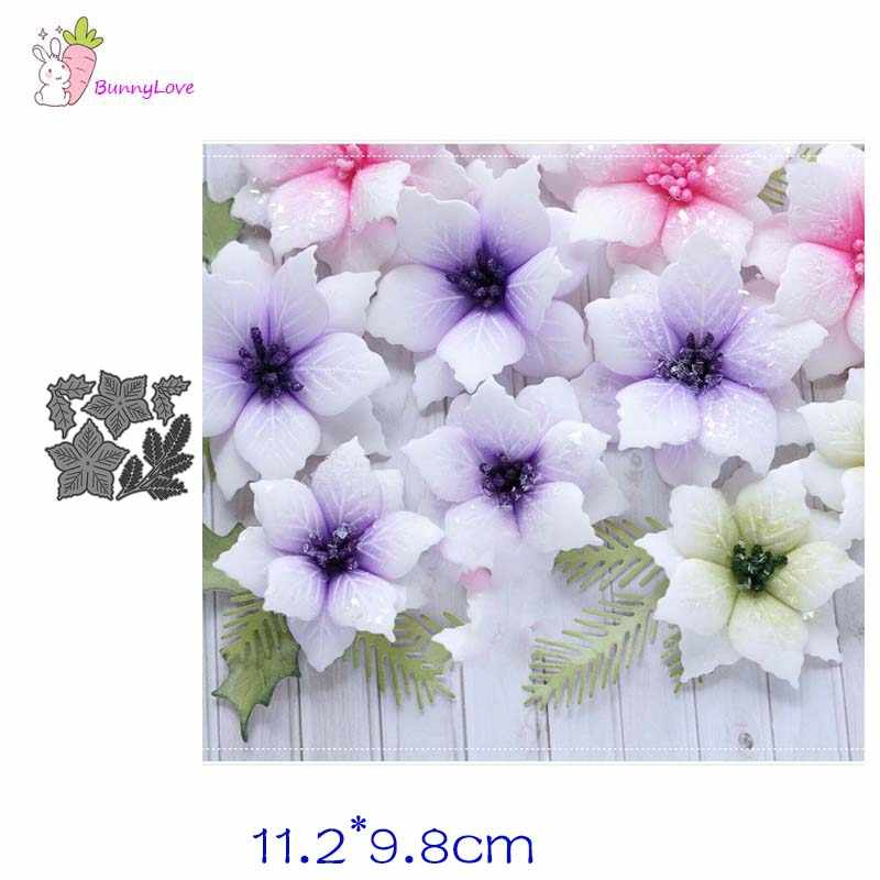 Composition of a flower NO.3 Metal Cutting Dies Stencils Scrapbooking Album Paper Decorative Craft Embossing New 2019