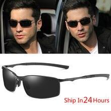 Booroot óculos de sol polarizados óculos de sol polarizados moda design clássico uv400 condução ao ar livre