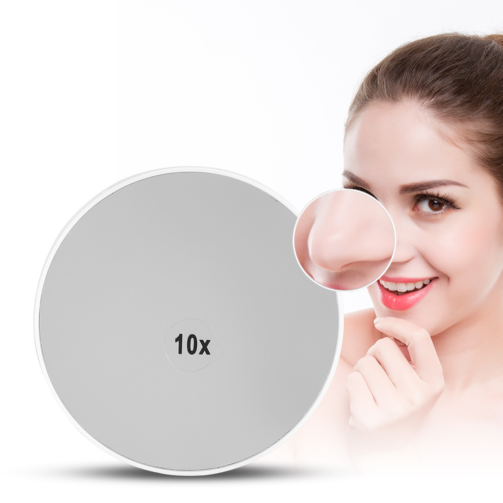 Makeup Vanity Mirror Cosmetic 10x Magnification Magnifying Magnified Vanity Mirror Portable Makeup Beauty Tool