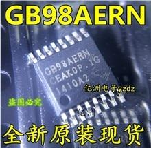 Free shipping 10PCS GB98AERN GB98AERN A2 0 TR TSSOP16