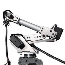 Механический рычаг 6 свободного манипулятора ABB промышленный робот модель шесть оси робот