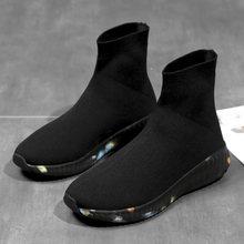 Новинка весна осень 2020 женская обувь модные туфли с высоким