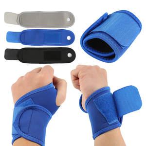 Wrist-Guard Gym Anti-Sprain Basketball Bracers Weight-Lifting Sports Horizontal-Bar Outdoor