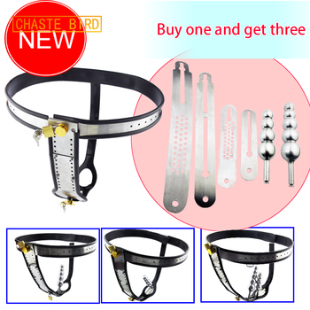 Female Chastity Pants Sex Captivity Factory Price Stainless Steel Female Underwear Chastity Belt For Party Sex Toys A183-1 hot sale y types female chastity belt stainless steel chastity device with vaginal plug bdsm fetish adult sex toys for women