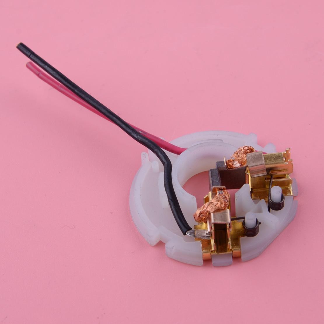 LETAOSK Armature Brush Holder Carbon Brushes Fit For Makita DF458D BHP448 BDF458 BDF448 DF444D CB-440 638991-1 638614-1 CB-440