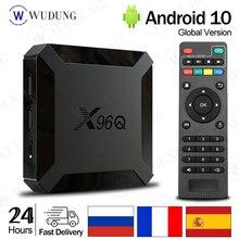 2020 X96Q Smart TV BOX Android 10.0 Allwinner H313 Quad Core