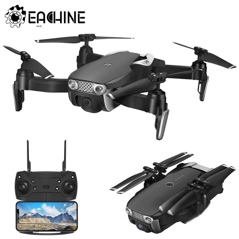 Eachine E511S GPS Acompanhamento Dinâmico WI-FI G 1080P Câmera De Vídeo FPV Com 5 RC Drone Quadcopter Helicóptero VS XS816 SG106 F11 S167 Dro