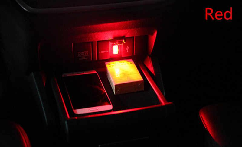 USB Lampu Hias LED Lampu untuk Peugeot 307 VW Passat B5 Honda Civic 2017 VW POLO Fiat Stilo Toyota VERSO Audi A6