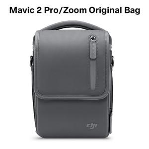 Image 1 - DJI Mavic 2 Bag 100% Brand Original WaterproofFor Mavic 2 pro/zoom Shoulder Bag Case Battery Accessories Drone Bags