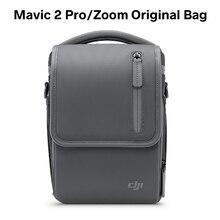 Dji mavic 2 bag 100% 브랜드 오리지널 방수 mavic 2 pro/zoom 숄더 백 케이스 배터리 액세서리 드론 백
