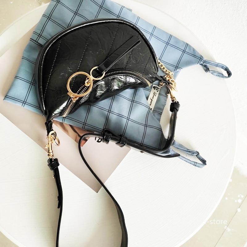 Bolsa de bolso feminina nova, saco de
