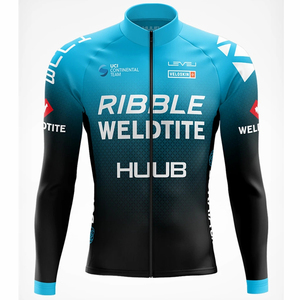 HUUB зимний набор Джерси для велоспорта, мужской костюм для велоспорта, зимний шерстяной костюм для велоспорта, термальный флис, ciclismo, Mtb, курт...
