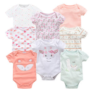 Twins Jumpsuit Onesie Bebe Newborn-Baby Body-Infantil Baby-Girl Cute Toddler Cotton Cartoon