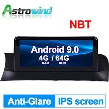 Pantalla multimedia Gps BMW X3 F25  – BMW X4 F26 con Carplay – Android Auto
