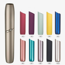 Красочные нижние крышки для IQOS 3,0 держатель сменные электронные сигареты DIY аксессуары
