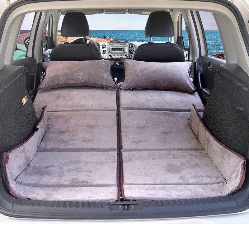 camurca caminhao montado nao inflavel dobravel cama de viagem colchao suv tronco especial traseira do carro