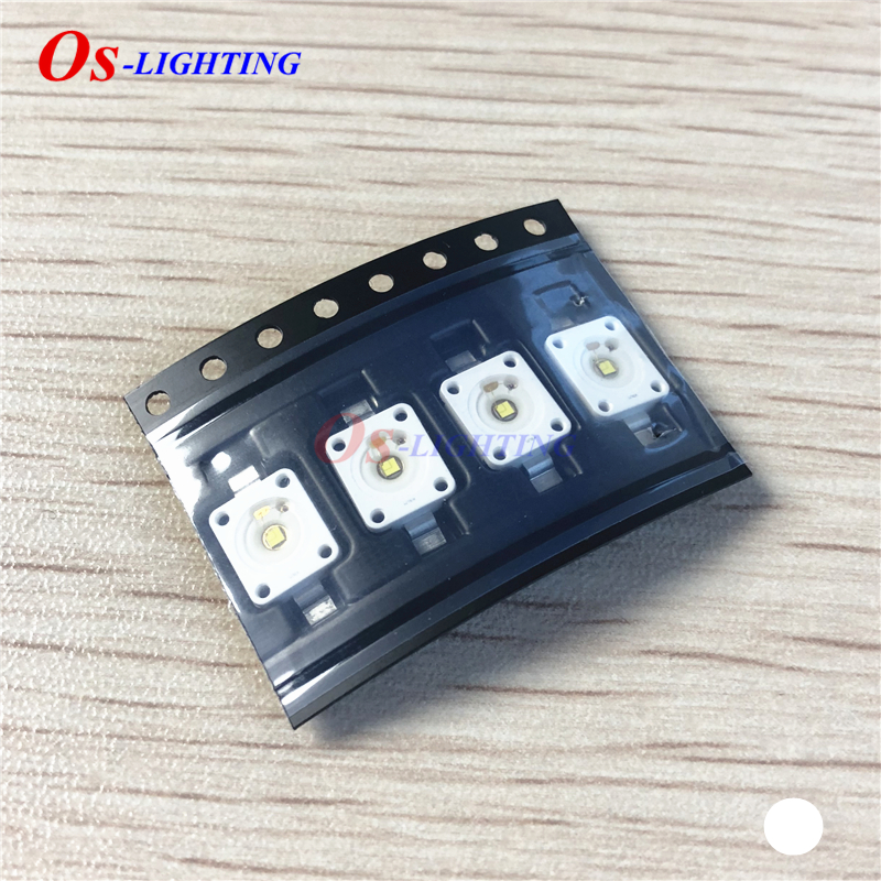 5PCS LW W5SM LWW5SM 6070 WHITE LED PLCC-2 1W 350mA 4500-5600k 3.2v Light Beads Lamps LWW5SM-JYKY-JKQL-1