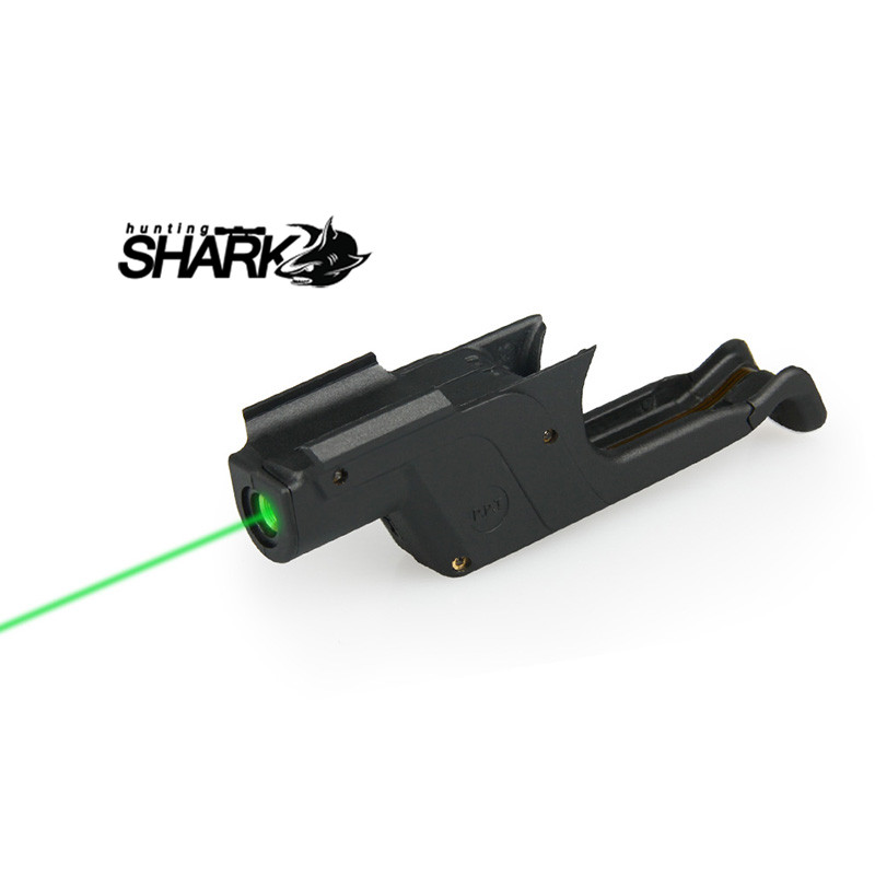 PPT Front Activation Green Laser Sight fits Glock 17 glock Laser Sight for Hunting gs20-0033-1