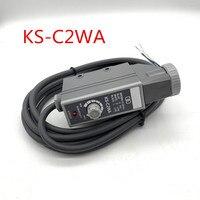 KS-C2WA KS-C2GA KS-C2WGA KS-C2RGA cnhenw saco sensor de código de cor que faz a máquina sensor interruptor fotoelétrico