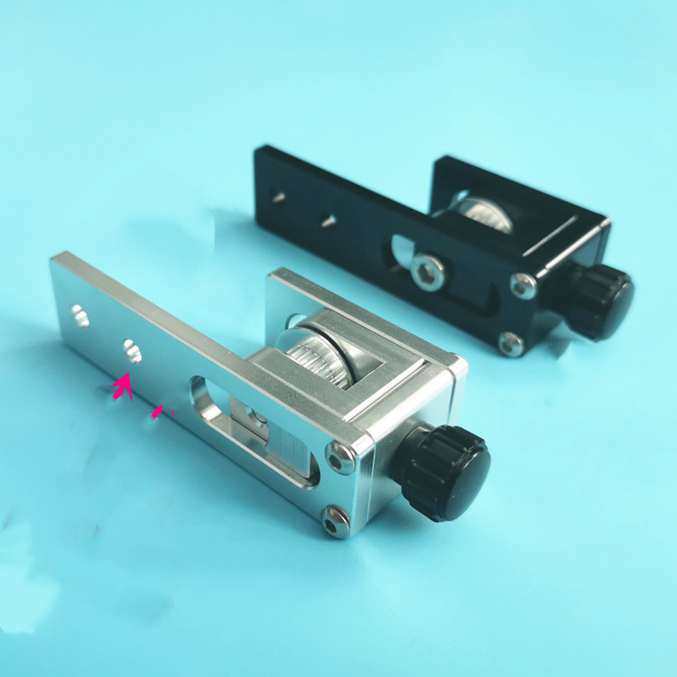 3D printer Accessories 2020 Aluminum profile X Axis belt tensioner synchronous Belt stretch Tronxy X3 CR10 tensioner
