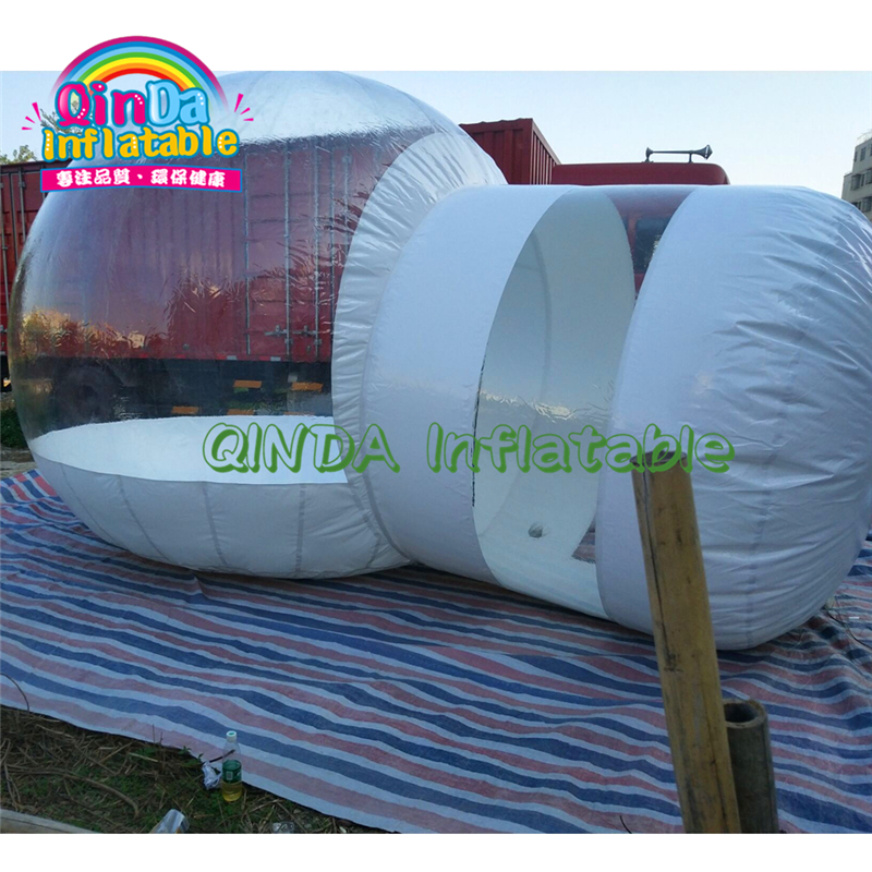 Tunnel Inflatable Bubble Hotel Room,transparent Inflatable Bubble Lodge Tent,inflatable Clear Bubble For Hotel