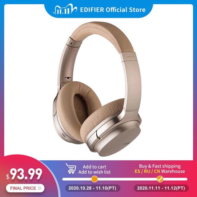 EDIFIER W860NB ANC wireless earphone Support NFC pairing and aptX audio decoding Smart Touch Bluetooth Headphones