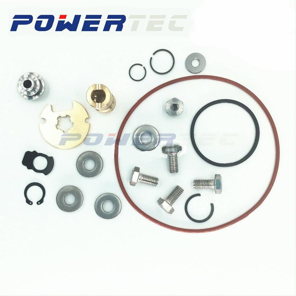 NEW Turbolader Service Kits 53039700151 53039700162 Turbocharger Repair Kits 53039700248 53039700137 K03 K04 Rebuild Kit Turbine