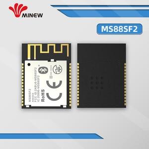 Image 2 - BQB CE FCC sertifikalı Nordice nRF52840 Ble 5.0 modülü 2.4G alıcı verici modülü sunuyor için mükemmel bir çözüm Bluetooth bağlantısı