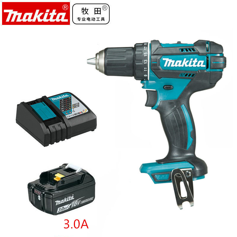 Makita DHP484Z 18V LXT Compact Brushless Combi Drill Body Only