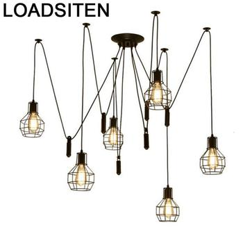 Nordic światła Lustre E Pendente Para Sala Jantar oprawa Suspendu lampora De Techo Colgante Moderna Deco Maison lampy wiszące