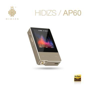 HIDIZS AP60 Ⅱ Hi Res Music Bluetooth MP3 Player Portable Lossless Hi-Fi Digital Audio Player Support Aptx/FLAC/DSD/AAC DAP