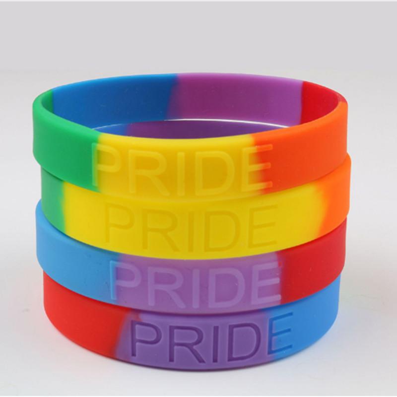 Gay pride rainbow bisexua lesbian (3)