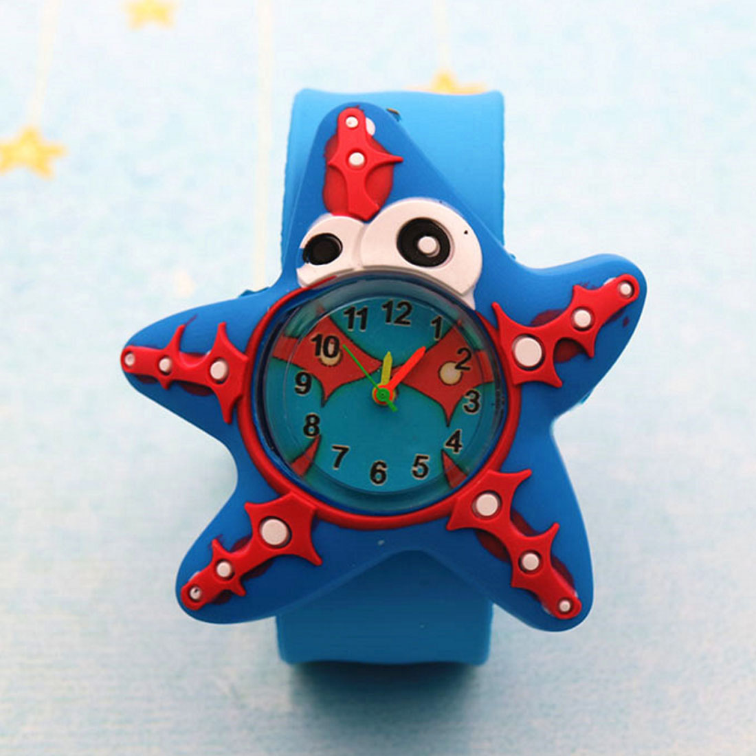 Children Watch Cartoon Silicone  Cute Waterproof Children Toddler Wrist Watch Gift For Girl Boy Student