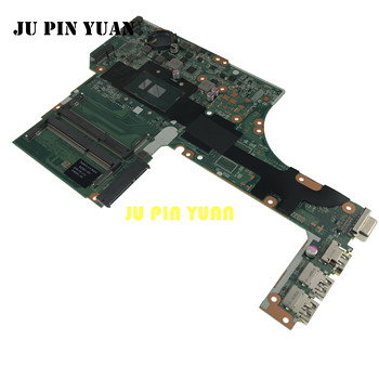 830931-001 830931-501 830931-601 DA0X63MB6H1 For HP 450 G3 Laptop Motherboard with I5-6200U fully Tested