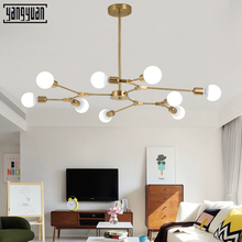 Modern Ceiling Chandeliers Light Nordic Dining Room Designer Hanging Lamps Lustre Light fixtures light covers for ceiling light все цены