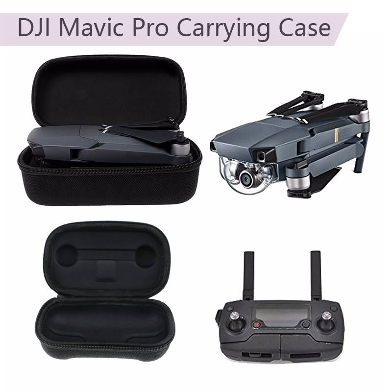 Carrying Case Drone Camera Box Portable Controller Bag Protective Stotage Bag Transport Protector For DJI Mavic Pro Mavic Mini
