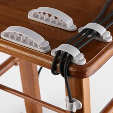 Cable-Organizer Wire-Storage Computer Electric-Wire-Clip Desktop Home-Table for Sort-Out