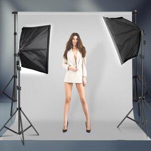 Image 5 - Professional Photography Softbox with E27 Socket Light Lighting Kit for Photo Studio Portraits, Photography and Video Shooting