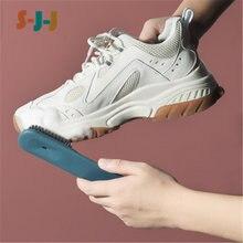 Детская пластиковая щетка для мытья обуви 2 шт