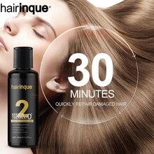 11,11 Горячая 100 мл 0% формальдегид Кератиновое лечение без запаха без дыма без раздражения волосы делают гладкие блестящие волосы лечение