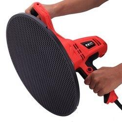 Máquina de limpieza de pared plana para pulir y pulir mortero eléctrico de mano