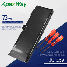 10.95V 73Wh Replacement Battery For Apple A1321 For MacBook Pro 15″ MB985CH/A MB986J/A MC118J/A
